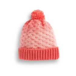 Shell Stitch Basic Hat