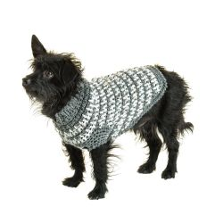 Houdstooth Dog Sweater