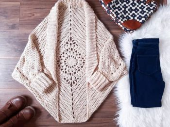 Dream Catcher Cardi