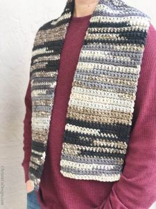 Pietra Scarf  for Beginners