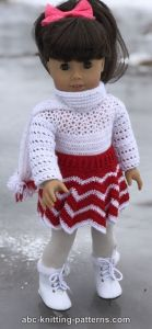 American Girl Doll Leotard
