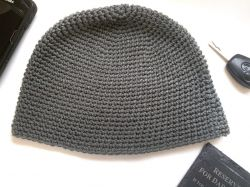 No drama men's beanie