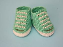Crochet New Shoes Design/New Baby Booties 2021