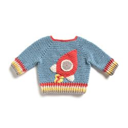Baby Rocket Sweater