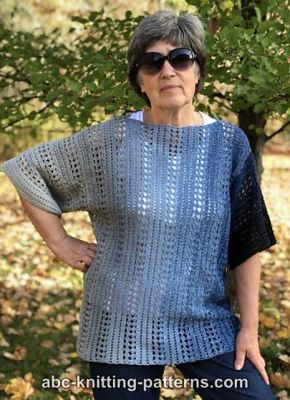 Waterfall Tunic