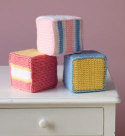 Soft And Sweet Baby Blocks