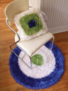 Fabulous Felted Pillow