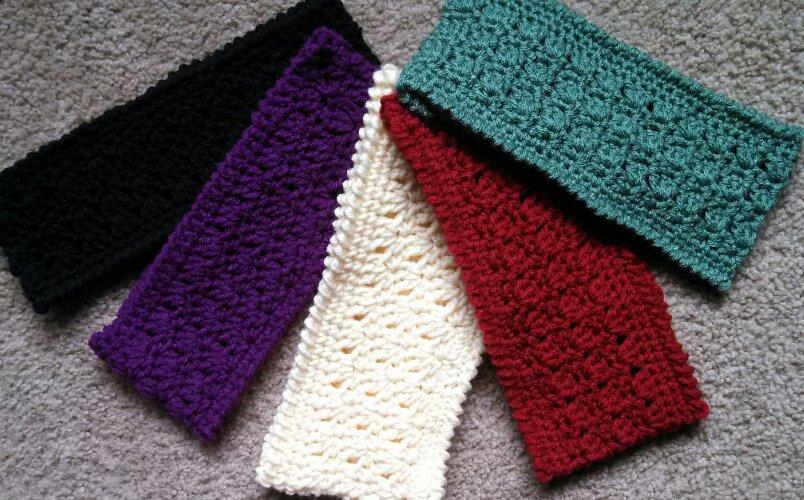 Crochet Patterns Galore - Amazing Grace Headband