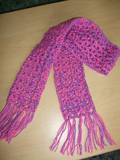 Crochet Patterns Galore Toddlers Scarf