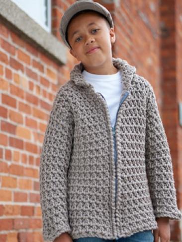 Crochet Patterns Galore Fast Forward Jacket