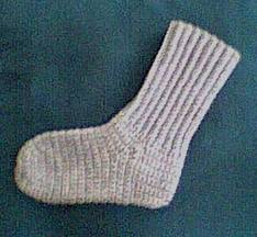 Crochet Patterns Galore - Crocheted Socks
