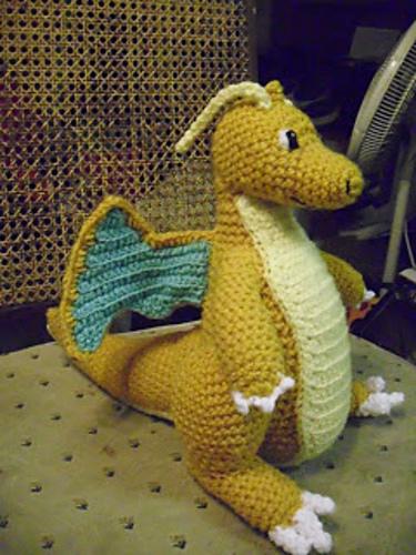 Crochet Patterns Galore Dragonite