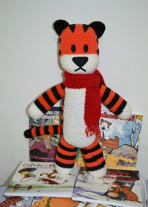 Hobbes Plush Pattern