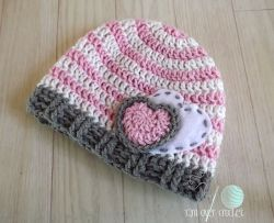 Hearts and Stripes Forever Hat