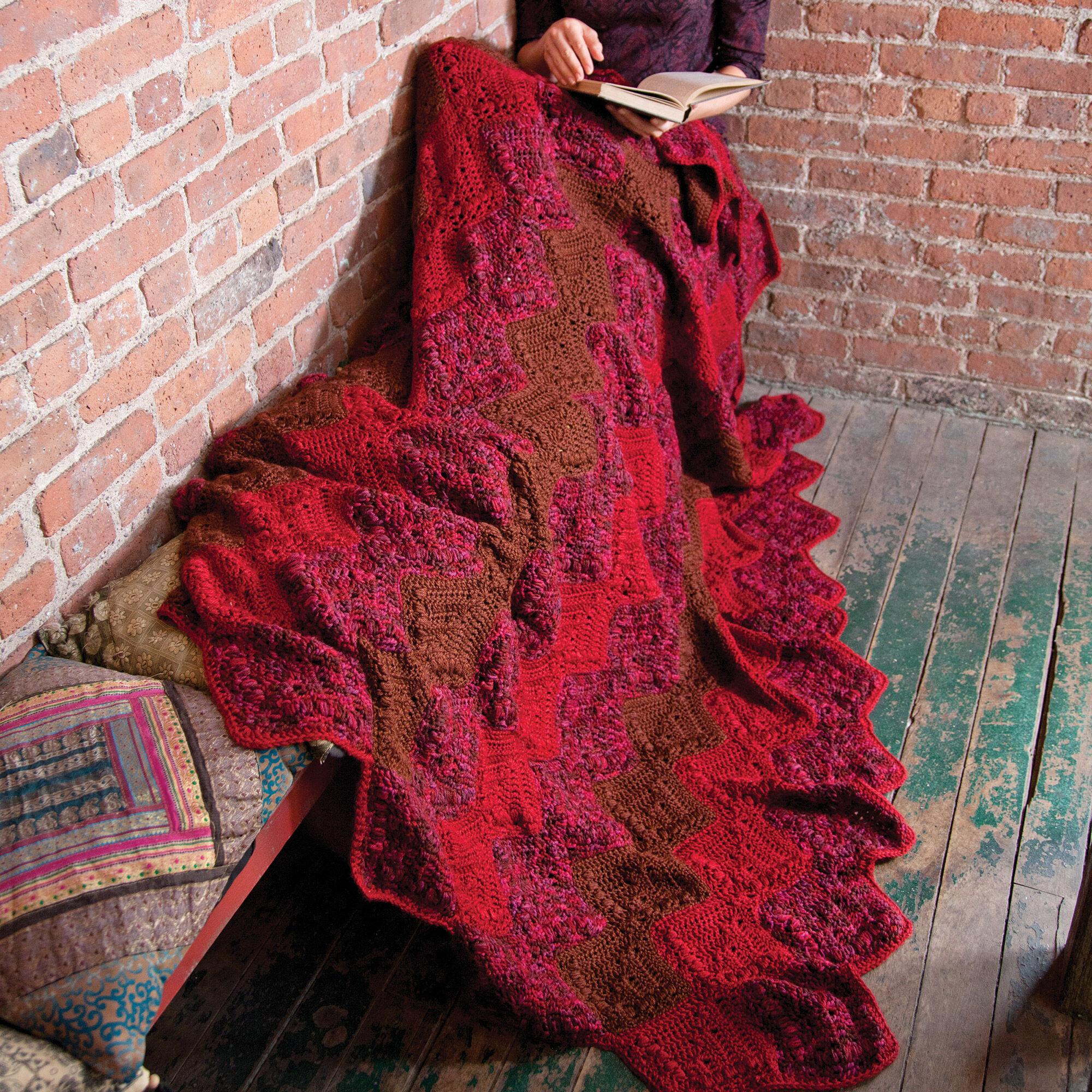 Crochet Patterns Galore Puffy Spike Stitch Belt