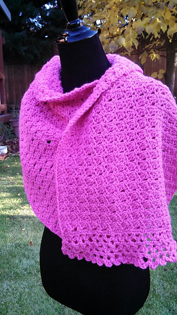 Crochet Patterns Galore Amazing Grace Prayer Shawl