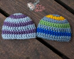 Quick and Easy Preemie Hat