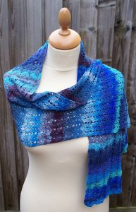 Summer Party Shawl