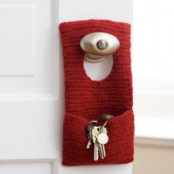 Lacy Shell Water Bottle Holder