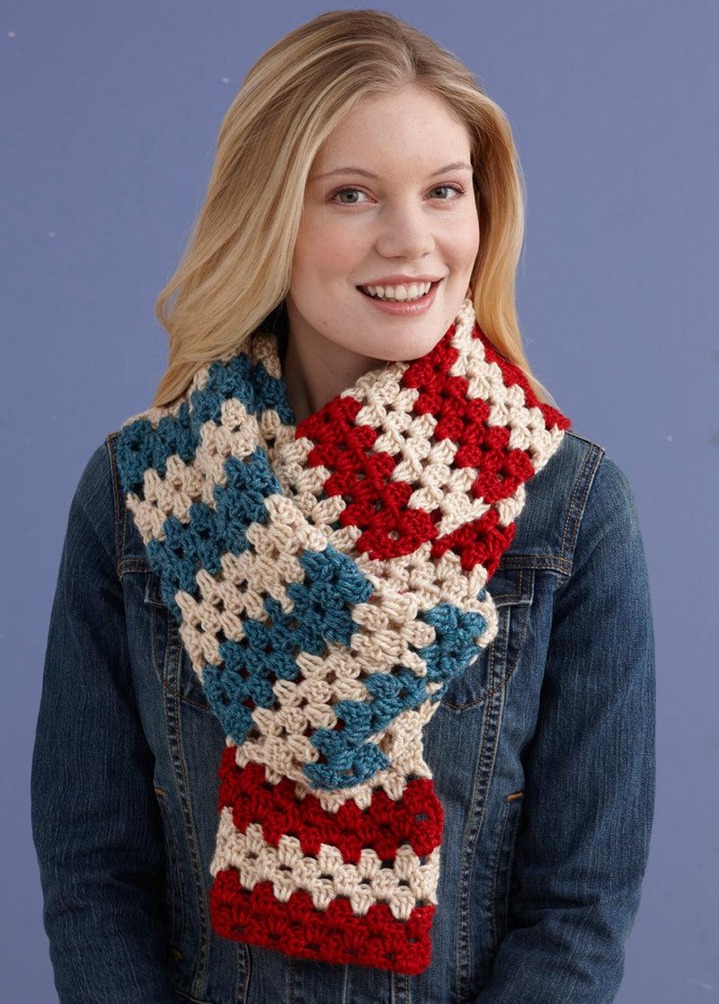 Crochet Patterns Galore Key Ring Pouch