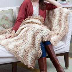 Hooded Cowl with Buttons