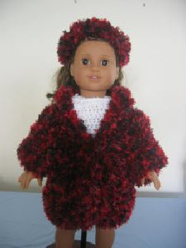 CROCHET AMERICAN GIRL CLOTHES PATTERNS « CROCHET PATTERNS