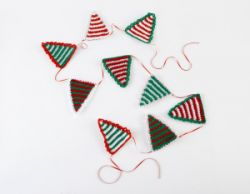 Holiday Pennants