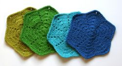 Shaped Washcloth