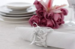 Wedding Napkin Ring