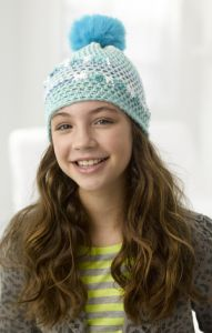Jazzy Crochet Hat