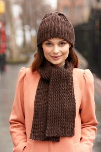 Double Duty Hat And Scarf Set