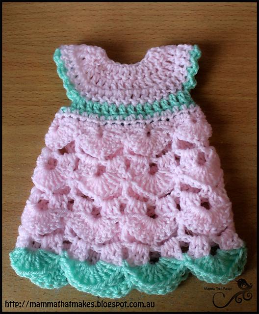Crochet Patterns Galore : Crochet Patterns Galore - Kalia Gown
