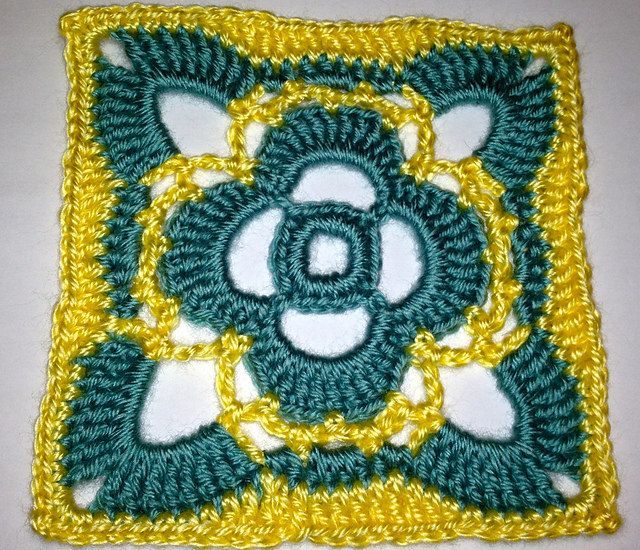 Crochet Patterns Galore Unique Granny Square
