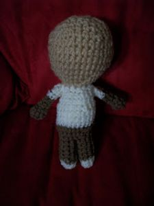 Amigurumi Basic Body