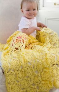 Sunshine Baby Blanket