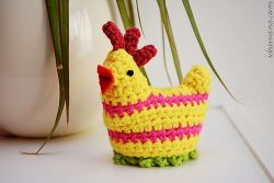 Easter Chick Egg Cosy