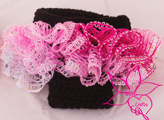 Crochet Patterns Galore Newborn Ruffled Diaper Cover