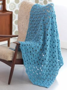 Light and Airy Afghan