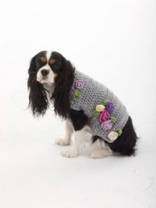 The Lady That Lunches Dog Sweater