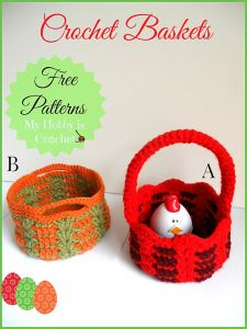 Baskets for Easter