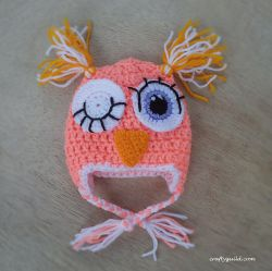 New Born Owly Hat
