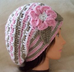 Mother and Daughter Beret