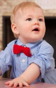Bowtie for Little Man