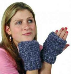 Divine Mitts by Maggie Weldon