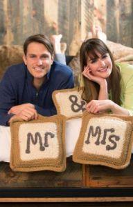 Crochet Patterns Galore Mr Amp Mrs Pillows