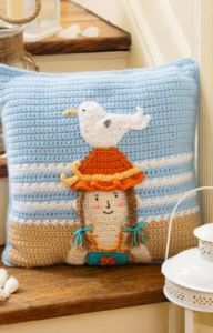 By the Sea Pillow