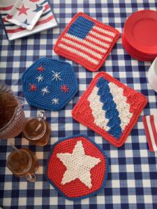 Independence Day Table Mats