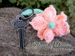 Flower of Dreams Keychain