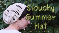Slouchy Summer Hat