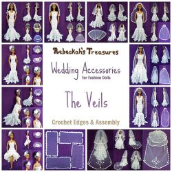 Wedding Accessories - Veils